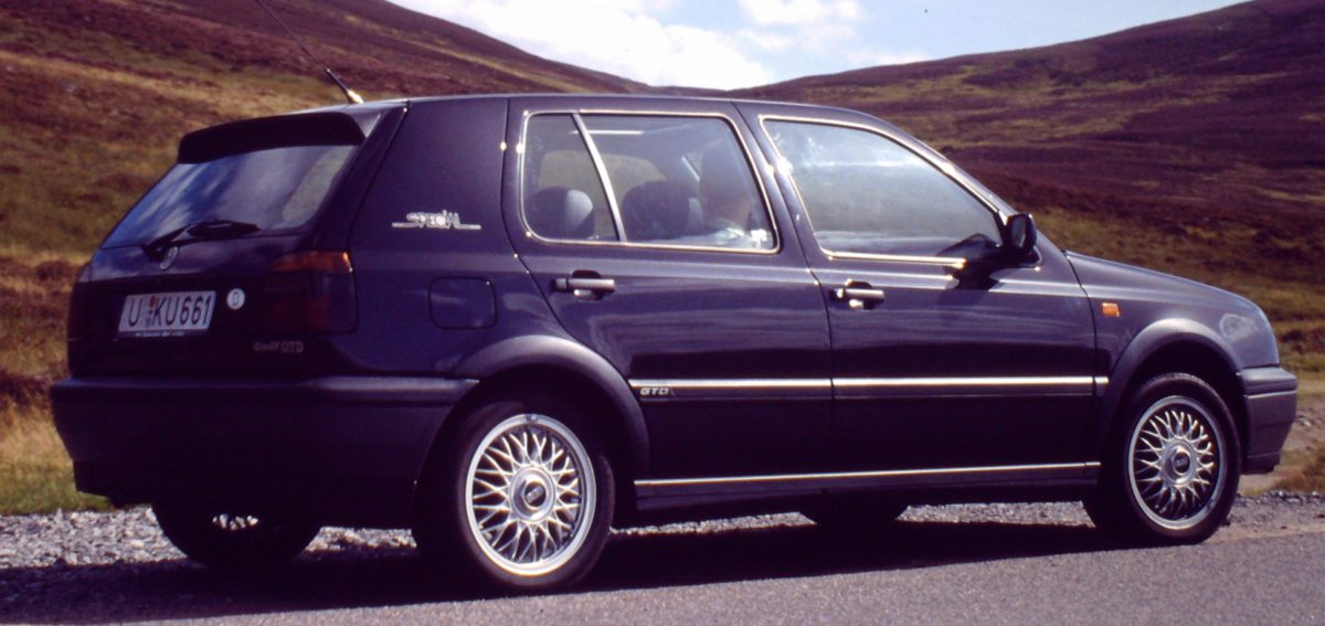 Volkswagen Golf III – niesłabnąca popularność