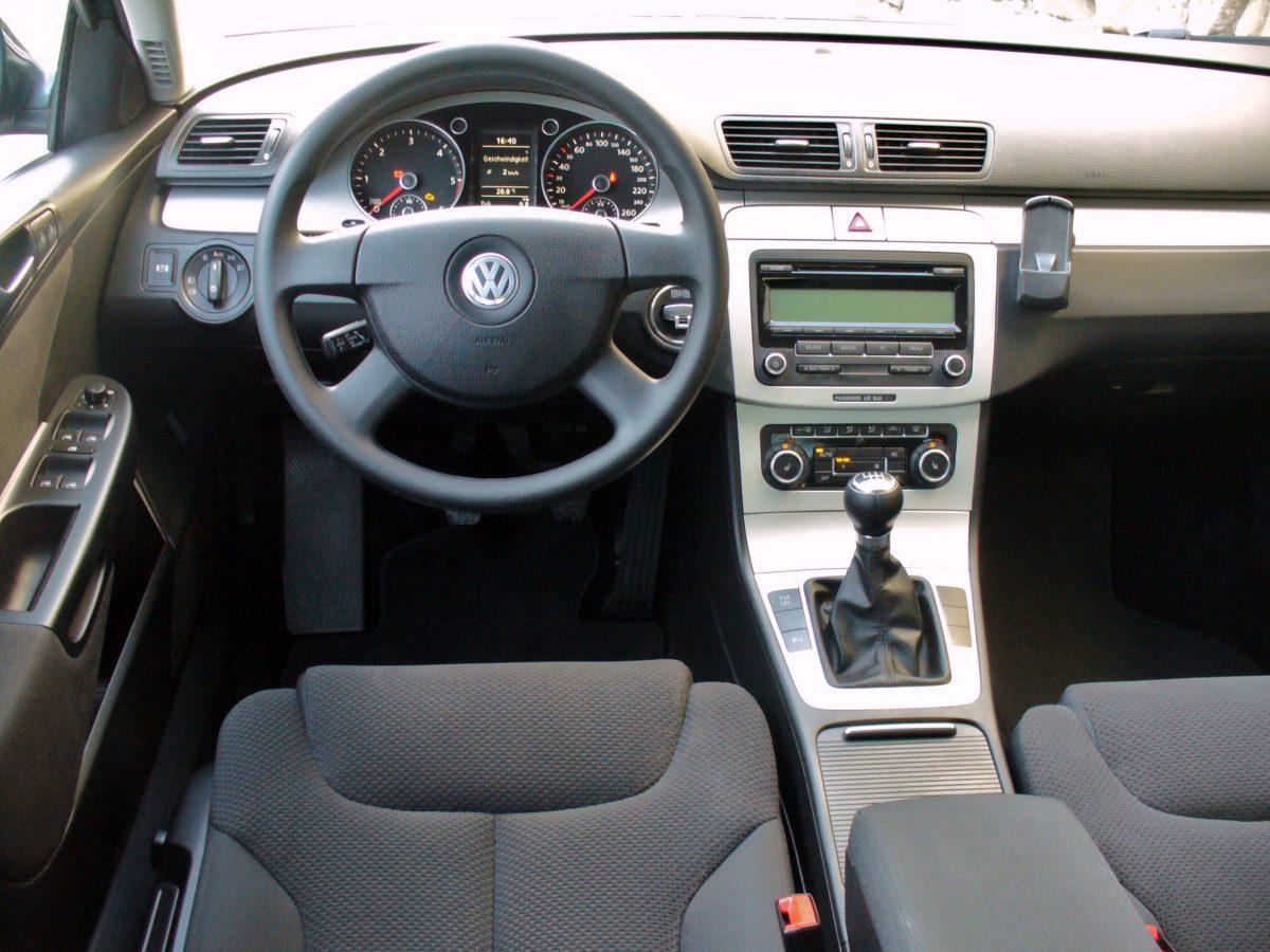 Koła dwumasowe – Volkswagen Passat B6